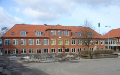 Om- og tilbygning af skole – Nørre Snede