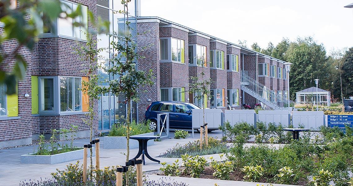 Anton Balle ApS forestod kvalitetssikring af byggeprogram forud for udbud af Lind Plejecenter
