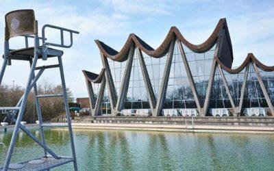 Opførelse af nyt 50 m bassin – Herning Svømmehal