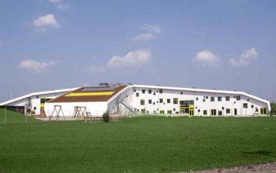 Opførelse af skole- og daginstitutions bygning