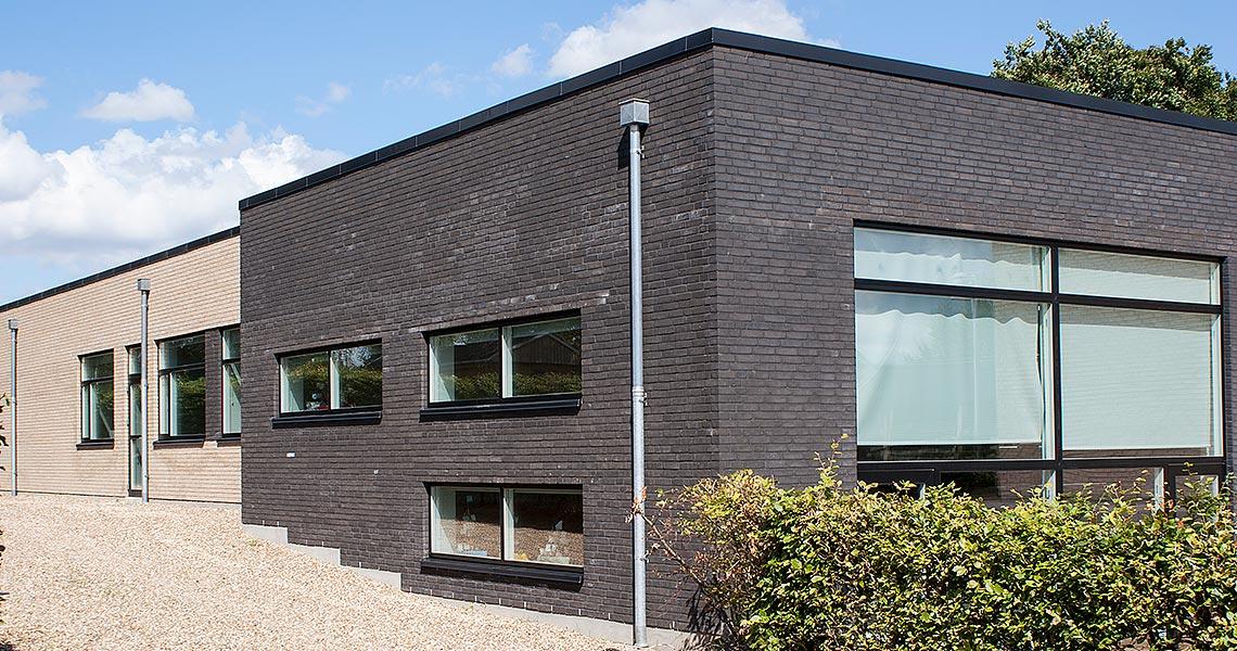 Projektudvikling og opførelse af ny friskole bygning