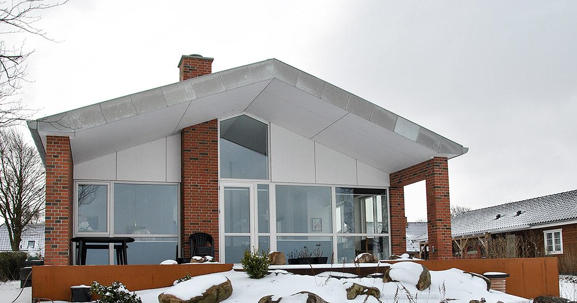 Bygherrerådgivning ved opførelse af privat villa