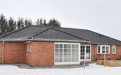 Bygherrerådgivning ved opførelse af privat villa – Feldbak