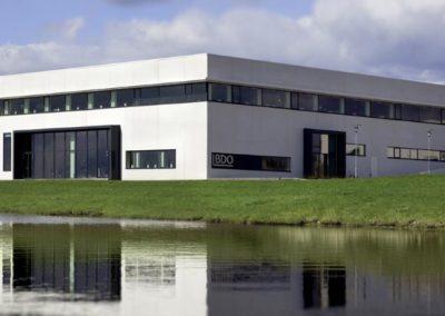 Opførelse af kontordomicil – BDO Huset