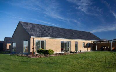 Opførelse af privat villa – Lind