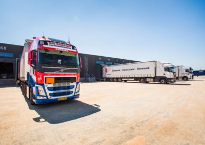 Opførelse af transportcenter og hoveddomicil – ALPI